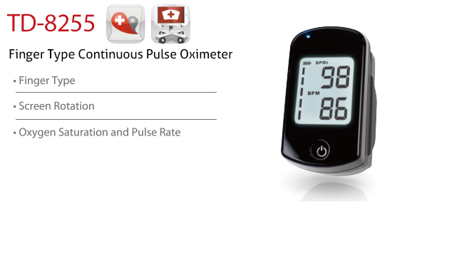 Features Of Blood Pressure Monitor TD 3128B Diagnostics Home Care Professional Instrument