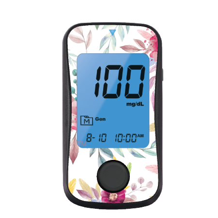 TaiDoc GOD Blood Glucose Meter TD-4125