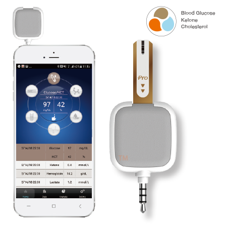 TaiDoc Smartphone Dongle TD-4140