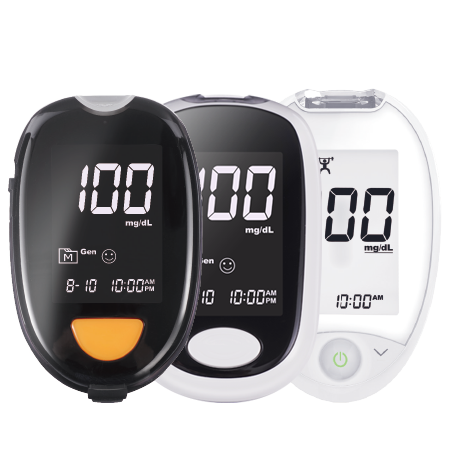 Blood Glucose Monitoring Systems